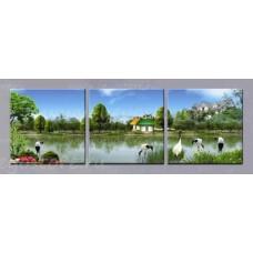 Алмазная мозаика триптих EE-TD0030