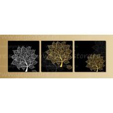 Алмазная мозаика триптих EE-TD0037