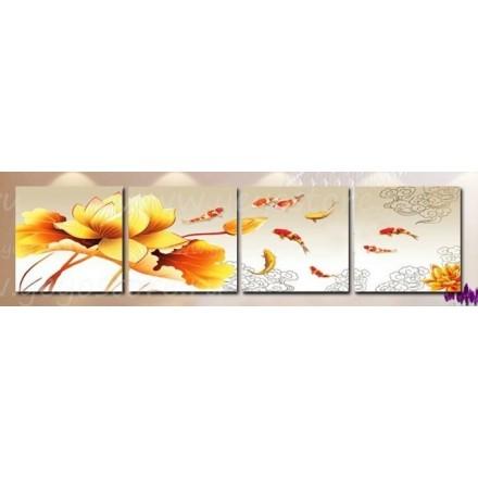 Алмазная мозаика триптих EE-TD0038